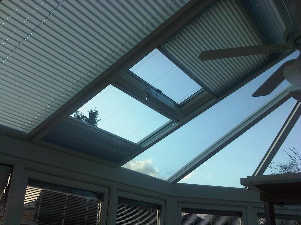 Rooflight Blinds Motorised Roller Blinds Office Blinds